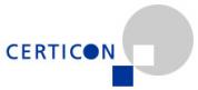 Certicon logo